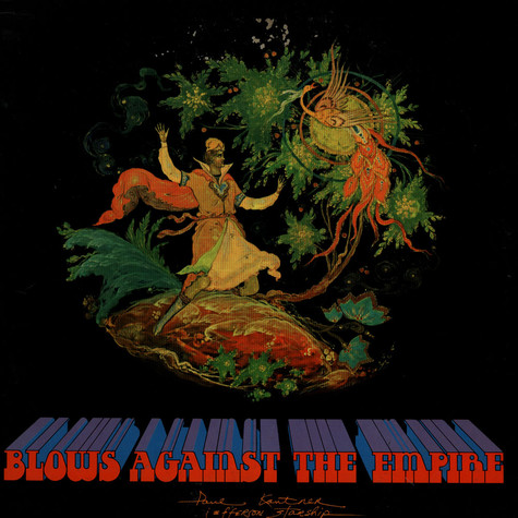 Jefferson Starship and Paul Kantner - Blows Against The Empire
