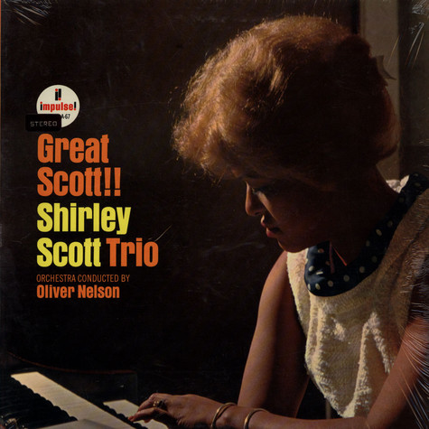 Shirley Scott Trio - Great Scott!!