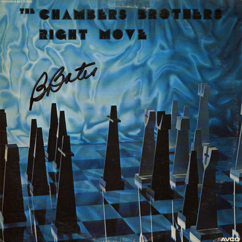 Chambers Brothers, The - Right Move