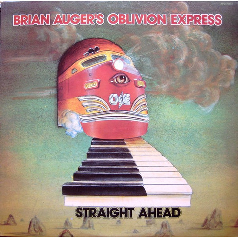 Brian Auger's Oblivion Express - Straight Ahead