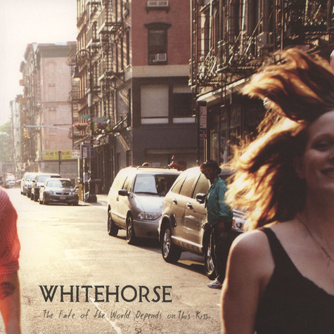 Whitehorse - Fate Of The World Depends On This Kiss