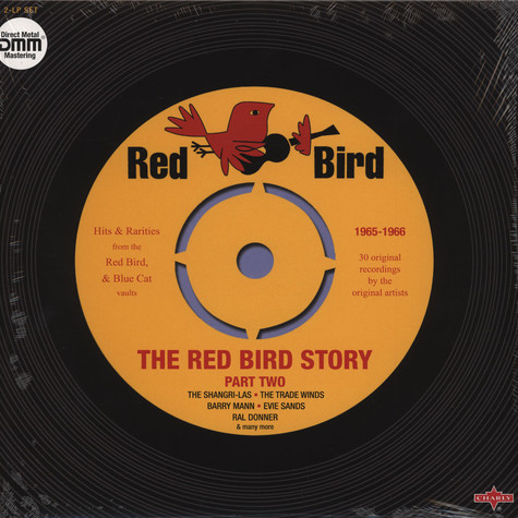 V.A. - The Red Bird Story Volume 2