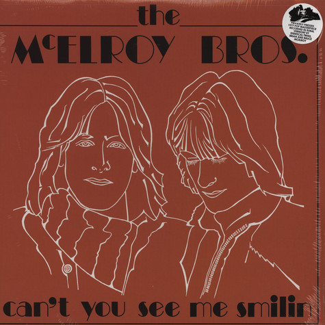McElroy Bros - Can't You See Me Smilin'