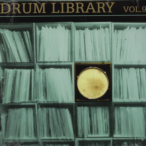 DJ Paul Nice - Drum Library Volume 9