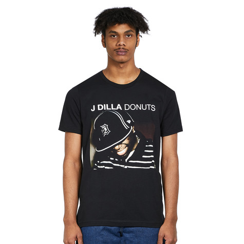 J Dilla aka Jay Dee - Donuts Smile Cover T-Shirt