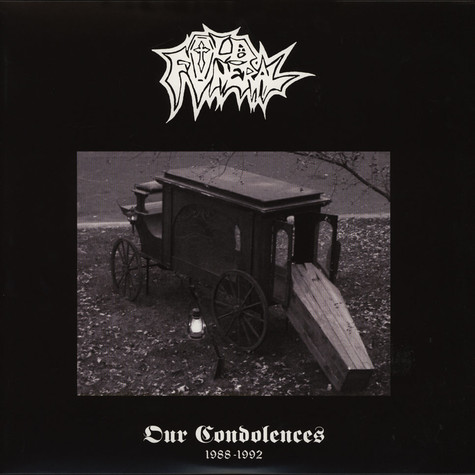 Old Funeral - Our Condolences