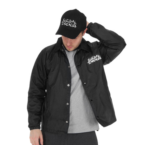 Suicidal Tendencies - Suicidal LOGO Baseball Windbreaker