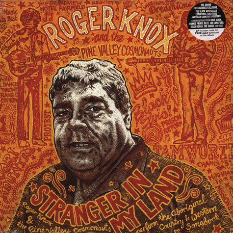 Roger Knox & The Pine Valley Cosmonauts - Stranger In My Land