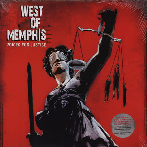 V.A. - OST West Of Memphis: Voices For Justice