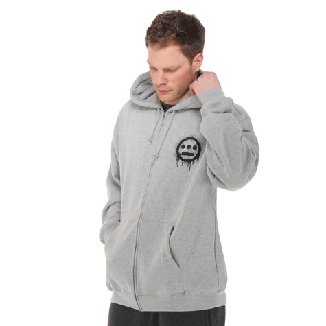 Del The Funky Homosapien - Splatter Zip-Up Hoodie