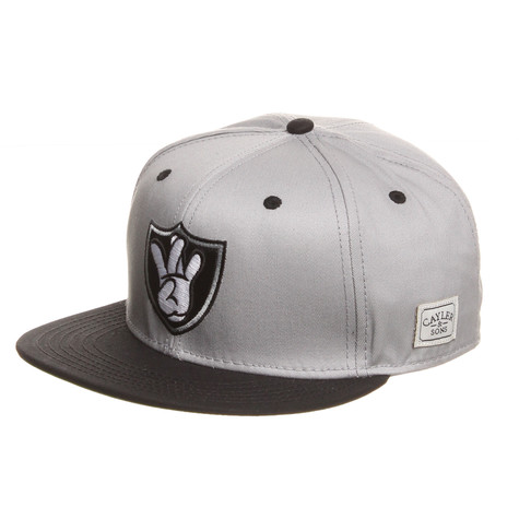 Cayler & Sons - Left Coast Snapback Cap