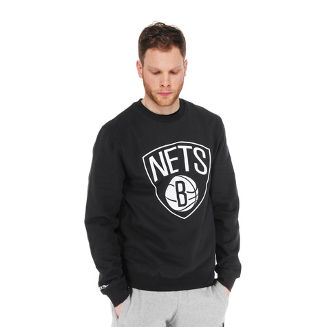 Mitchell & Ness - Brooklyn Nets NBA Standard Team Logo Sweater