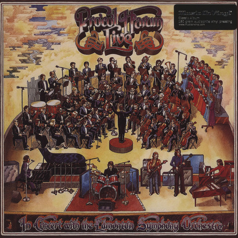 Procol Harum - In Concert With The Edmonton Symphony Orchestra