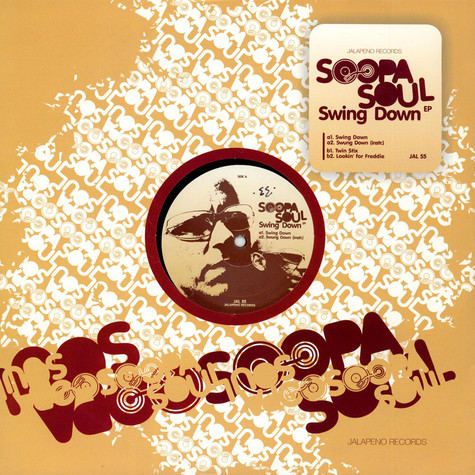 Soopasoul - Swing down EP
