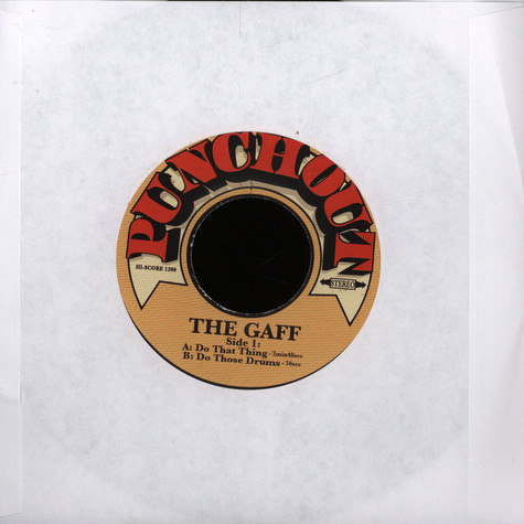 Gaff, The - Do That Thing