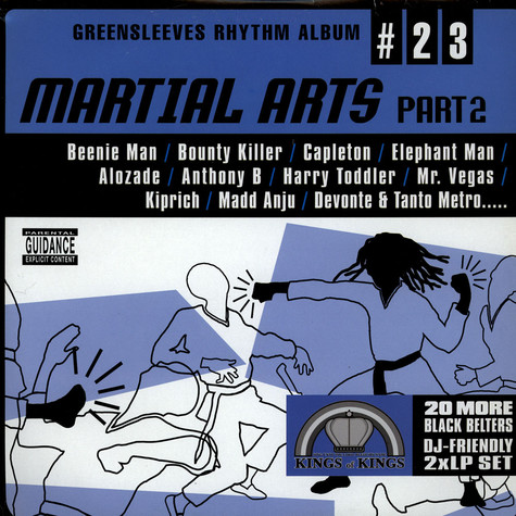 V.A. - Martial Arts Part 2