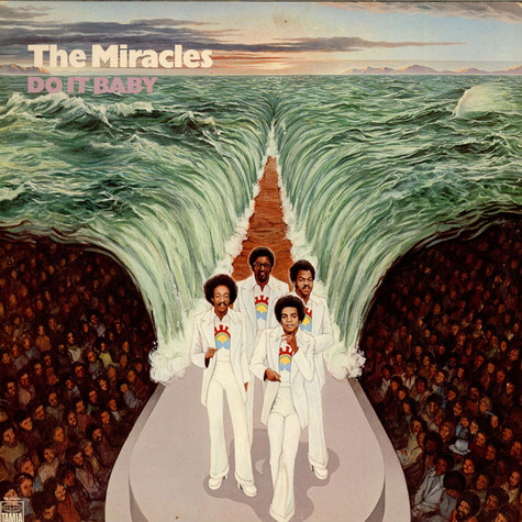 Miracles, The - Do It Baby