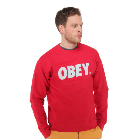 Obey - Obey Font Sweater