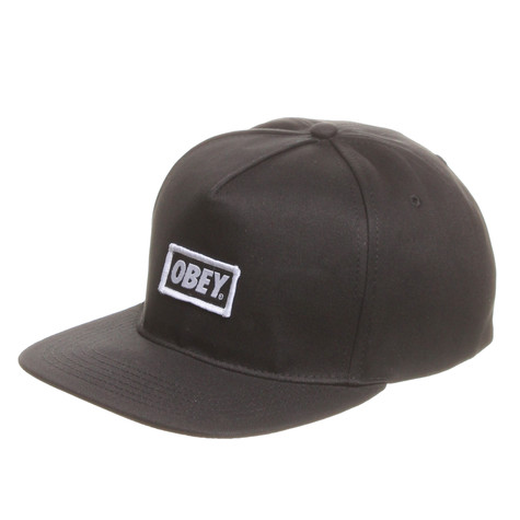 Obey - New Original Snapback Cap
