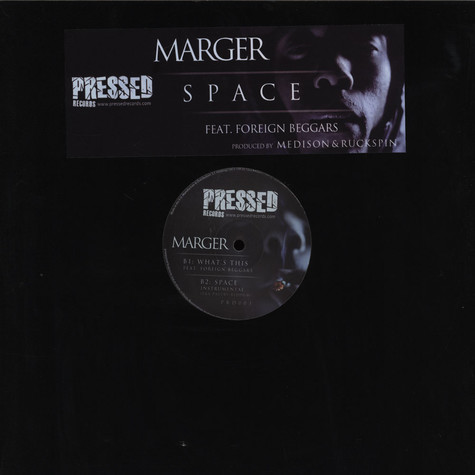 Marger - Space EP