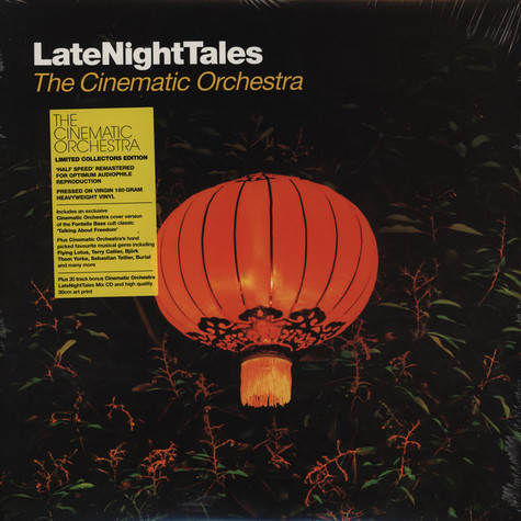 Cinematic Orchestra - Late Night Tales