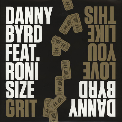 Danny Byrd - Grit feat. Roni Size
