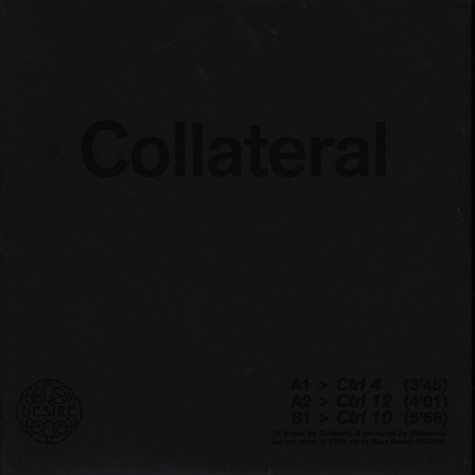 Collateral - Black EP