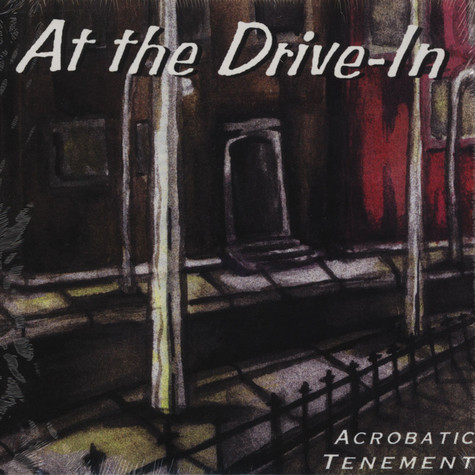 At The Drive-in - Acrobtic Tenement