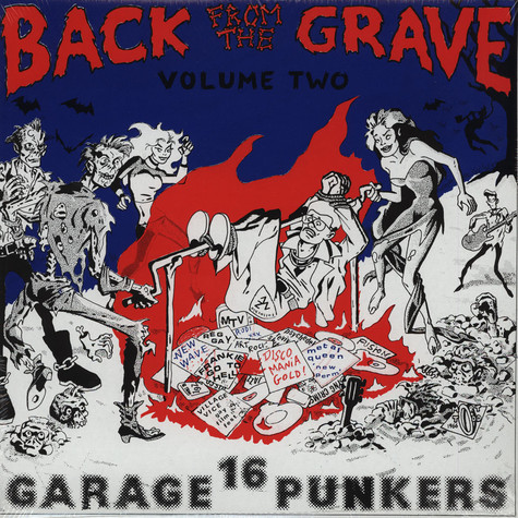 V.A. - Back From The Grave Volume 2