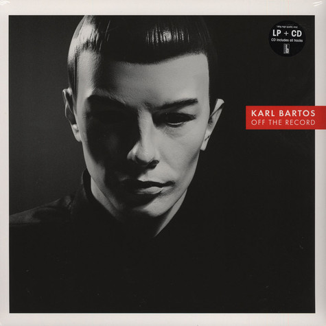Karl Bartos - Off The Record Limited Edition
