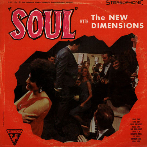 New Dimensions, The - Soul