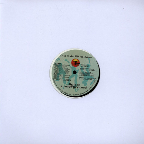 Digital Underground - This Is An E.P. Release