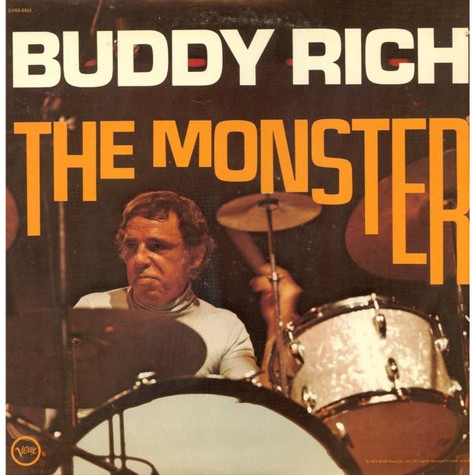 Buddy Rich - The Monster