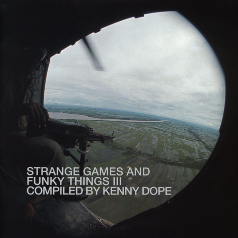 Kenny Dope - Strange Games And Funky Things III