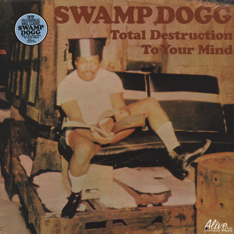 Swamp Dogg - Total Reconstruction To Your Mind