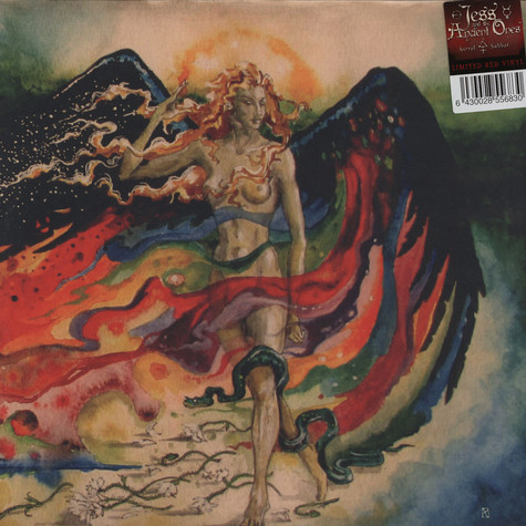 Jess And The Ancient Ones - Astral Sabbat Red Vinyl