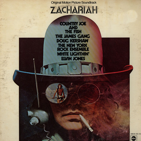 V.A. - OST Zachariah