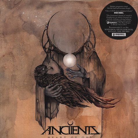 Anciients - Heart Of Oak