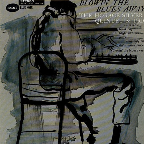 Horace Silver Quintet, The & Trio - Blowin The Blues Away
