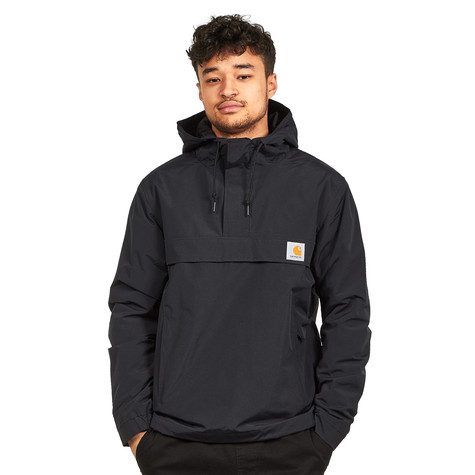 carhartt wip nimbus pullover jacket black hhv. Black Bedroom Furniture Sets. Home Design Ideas