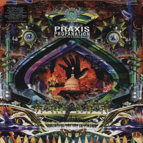 Praxis - Profanation Preparation For A Coming Darkness