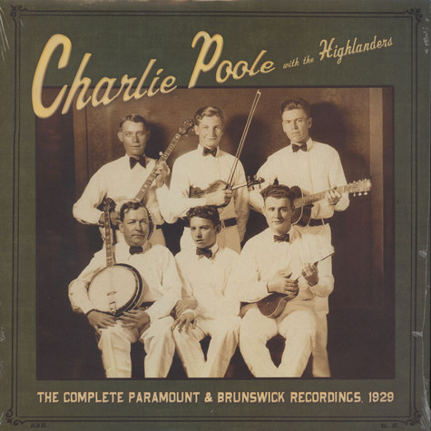 Charlie Poole - Complete Paramount & Brunswick