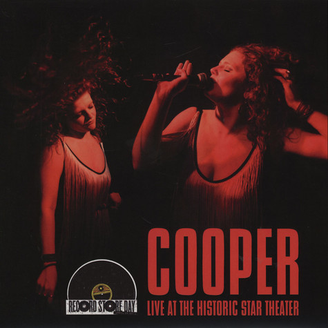 Cooper - Live At The Historic Star Theather