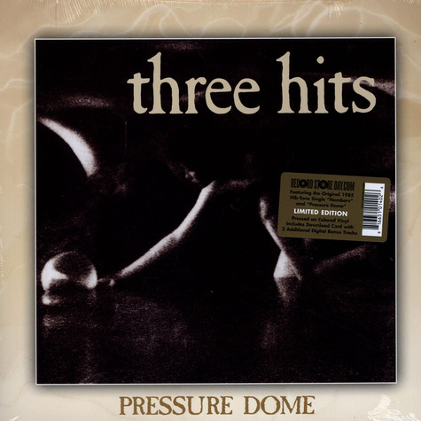 Three Hits - Pressure Dome EP