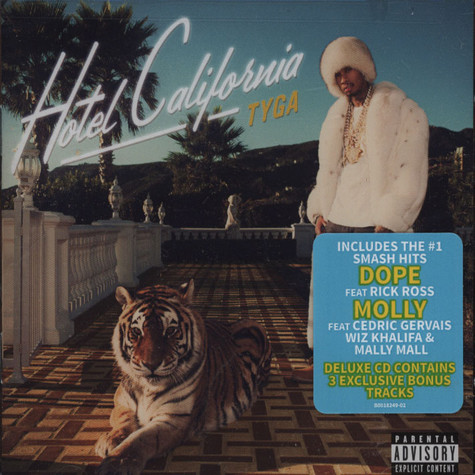 Tyga - Hotel California Deluxe Version