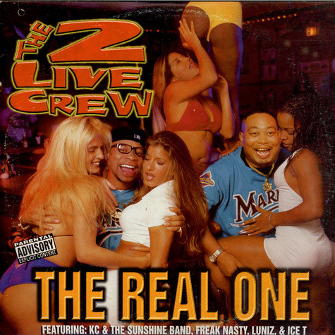 2 Live Crew, The - The Real One