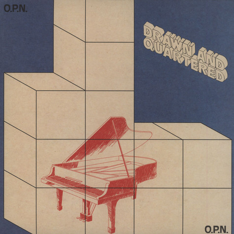 Oneohtrix Point Never - Drawn And Quarteted