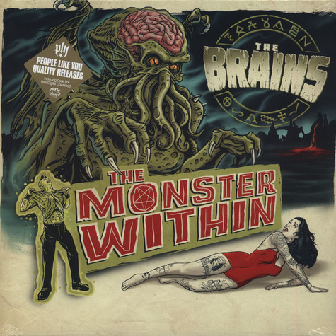 Brains, The - The Monster Within