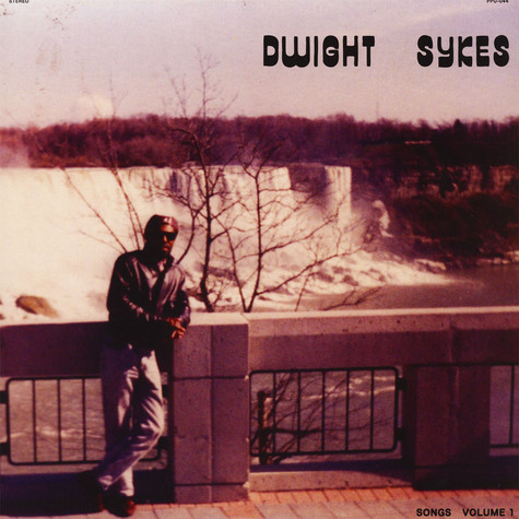 Dwight Sykes - Songs Volume 1