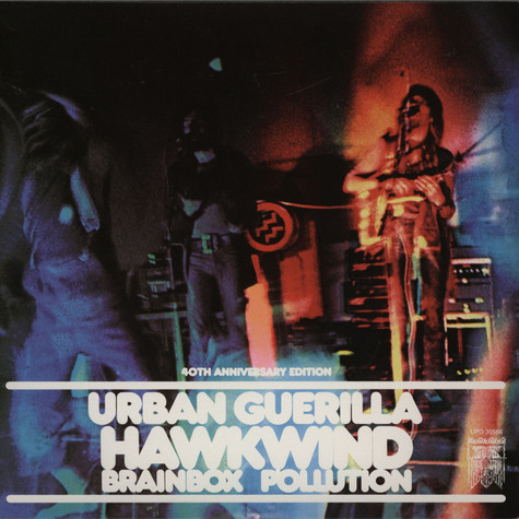 Hawkwind - Urban Guerilla / Brainbox Pollution
